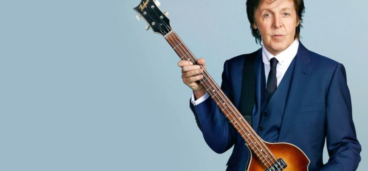 Paul Mc Cartney, Lady Madonna des Beatles