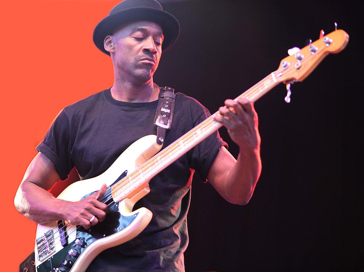 Marcus Miller, le slap à la basse