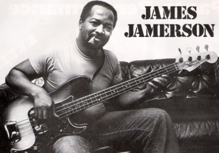 La basse selon James Jamerson