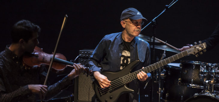 improvisation à la basse, Gary Willis