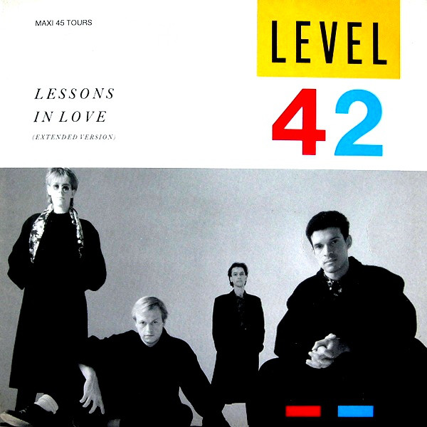 Slap et rythme, analyse de Lessons in Love, Level 42