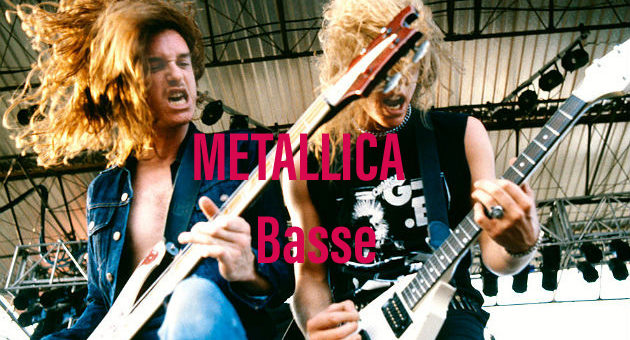 Metallica basse For whom the bell tolls (1)