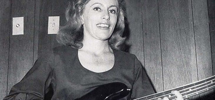 Carol Kaye, bassiste hors norme