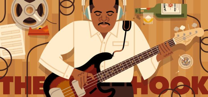 James Jamerson et la Motown